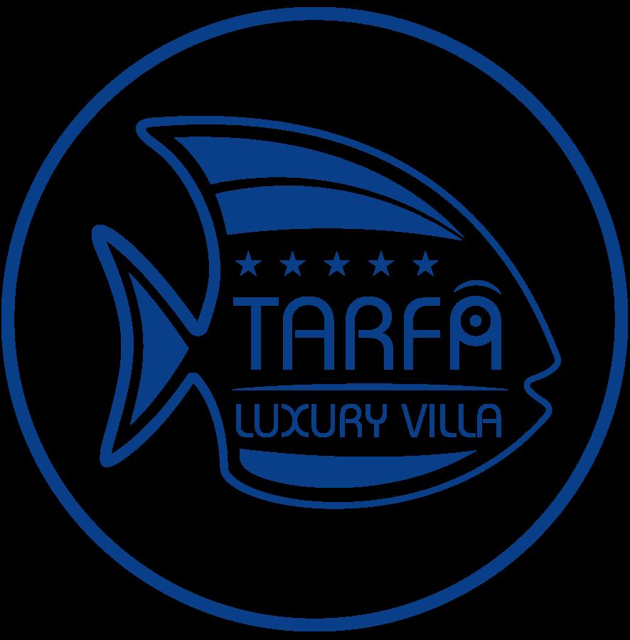 tarfa luxury villa - logo